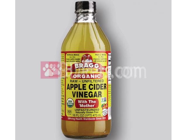 Unfiltered Apple Cider Vinegar (ACV) : A Natural A