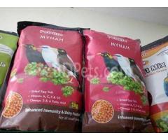 Petslife pellets available
